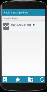 Radio Azerbaijan FM screenshot 1