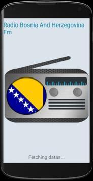 Radio Bosnia Herzegovina FM apk screenshot