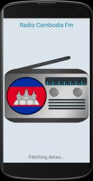 Radio Cambodia FM poster