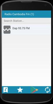 Radio Cambodia FM apk screenshot