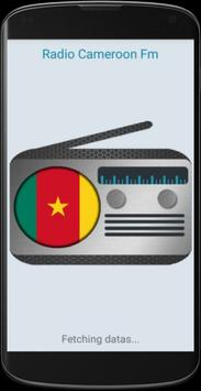 Radio Cameroon FM poster