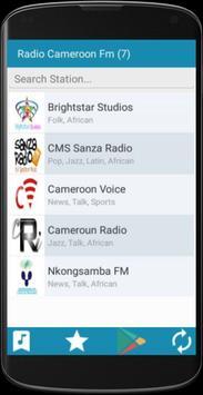 Radio Cameroon FM apk screenshot