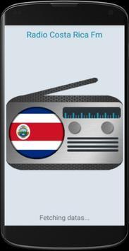 Radio Costa Rica FM poster