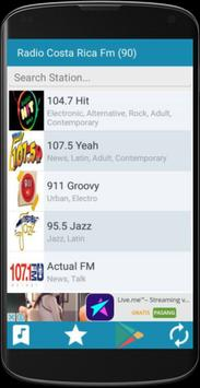 Radio Costa Rica FM apk screenshot