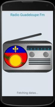 Radio Guadeloupe FM poster