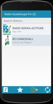 Radio Guadeloupe FM apk screenshot