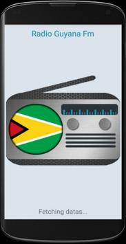 Radio Guyana FM poster