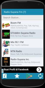 Radio Guyana FM apk screenshot