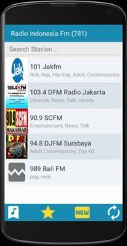 Radio Indonesia FM poster