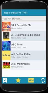 Radio India FM apk screenshot