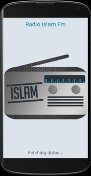 Radio Islam FM apk screenshot