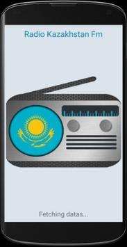Radio Kazakhstan FM poster