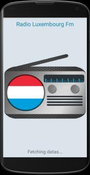 Radio Luxembourg FM poster