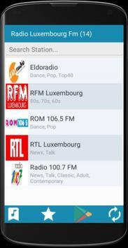 Radio Luxembourg FM apk screenshot