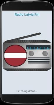 Radio Latvia FM poster