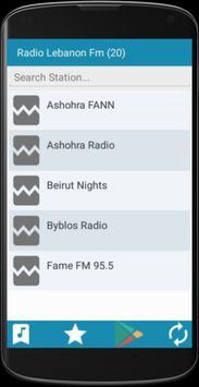 Radio Lebanon FM poster