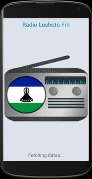 Radio Leshoto FM apk screenshot