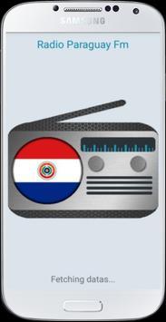 Radio Paraguay FM poster