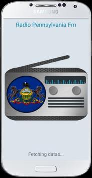 Radio Pennsylvania FM poster