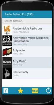 Radio Poland FM poster