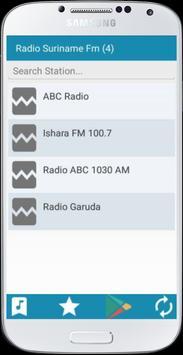 Radio Suriname FM poster
