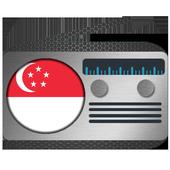 Radio Singapore FM icon