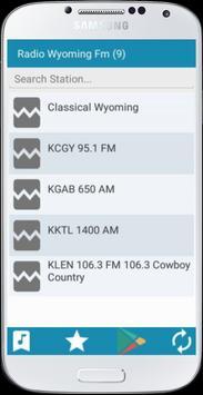 Radio Wyoming FM poster