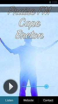 Praise FM Cape Breton poster