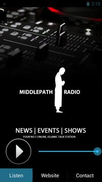 Middle Path Radio poster
