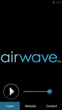 AirwaveFM screenshot 1
