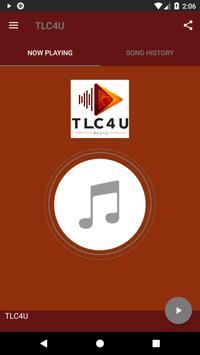 TLC4U Radio screenshot 4