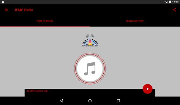 JEMP Radio apk screenshot