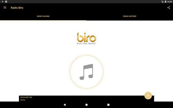 Nas Biro Radio screenshot 3