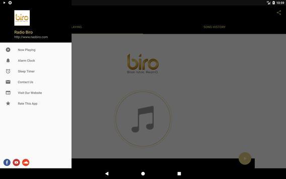 Nas Biro Radio screenshot 2