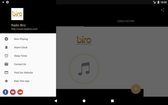Nas Biro Radio screenshot 4