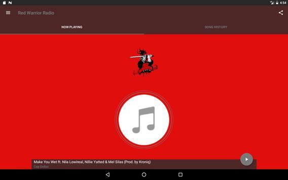 Red Warrior Radio apk screenshot