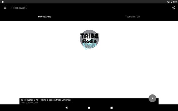 TRIBE Radio apk screenshot