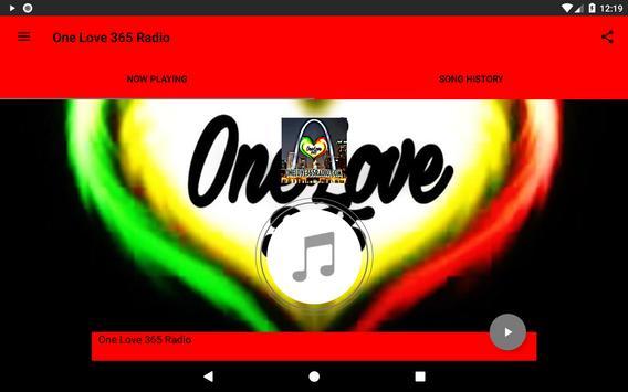 OneLove365Radio screenshot 4