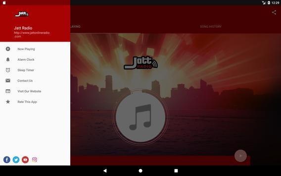 Jatt Radio screenshot 3