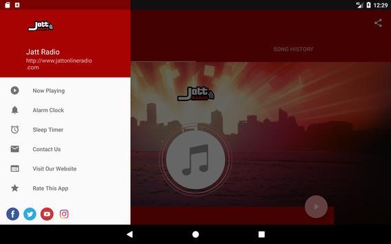 Jatt Radio screenshot 5