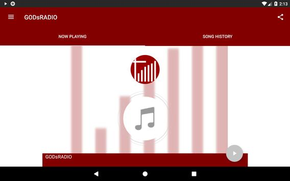 GODsRADIO screenshot 4