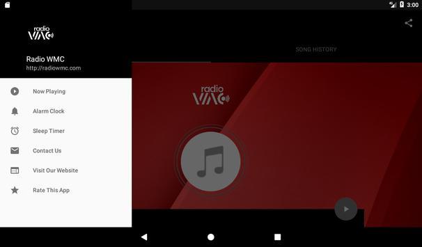Radio WMC apk screenshot