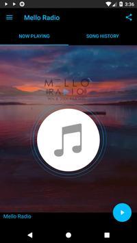 Mello Radio poster