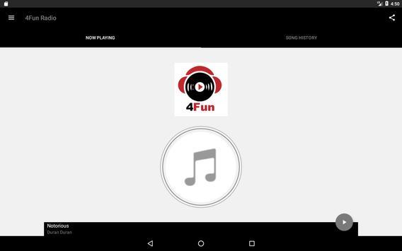 4Fun Radio apk screenshot