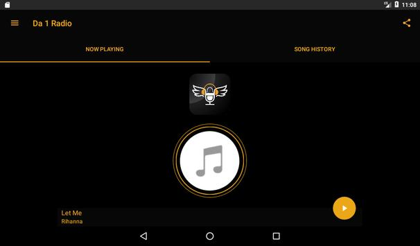 Da 1 Radio apk screenshot