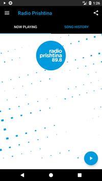 Radio Prishtina poster
