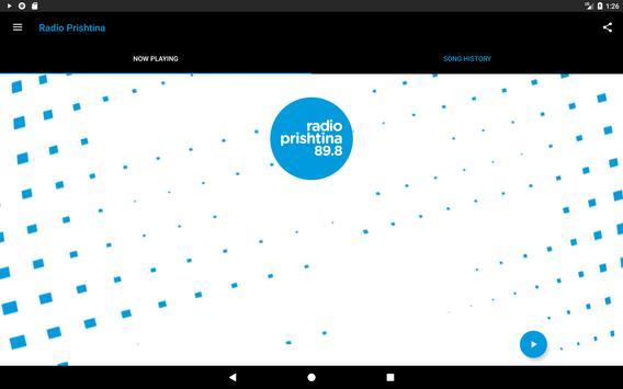 Radio Prishtina apk screenshot