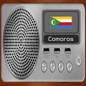 Radio Comoros Live icon