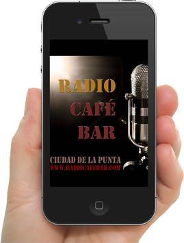 Radio Café Bar poster