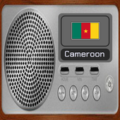 Radio Cameroon Live icon